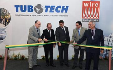 巴西管泵阀展览中的'扛把子' TUBOTECH 2019将于10月强势来袭!