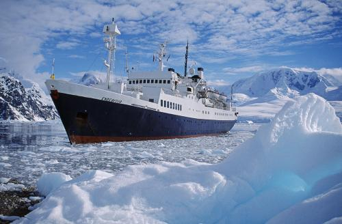 俄罗斯使用最新技术评估南极洲海上油气潜力