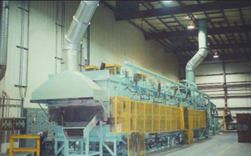 Automotive Supplier Orders Refurb of Normalizing Furnace