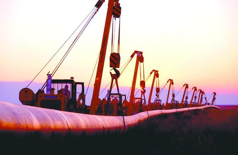 中哈液化石油气(LPG)跨境管道设计项目全面启动