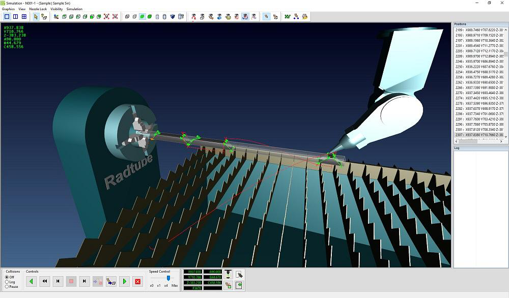 Tube Processing | Radan 2021 from Hexagon provides updates for CAD/CAM, tubes, nesting