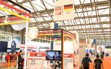 Tube China 2020 Concluded Successfully on September 26th, Reflecting the Strong Momentum of the Industry Recovery.
